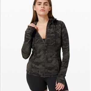 Lululemon Hooded Define Jacket Nulu